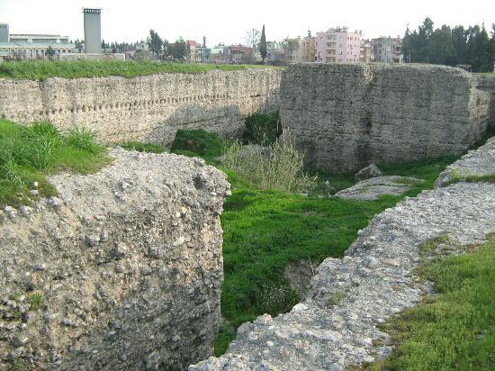 Un temple romain du 2e siècle av. JC