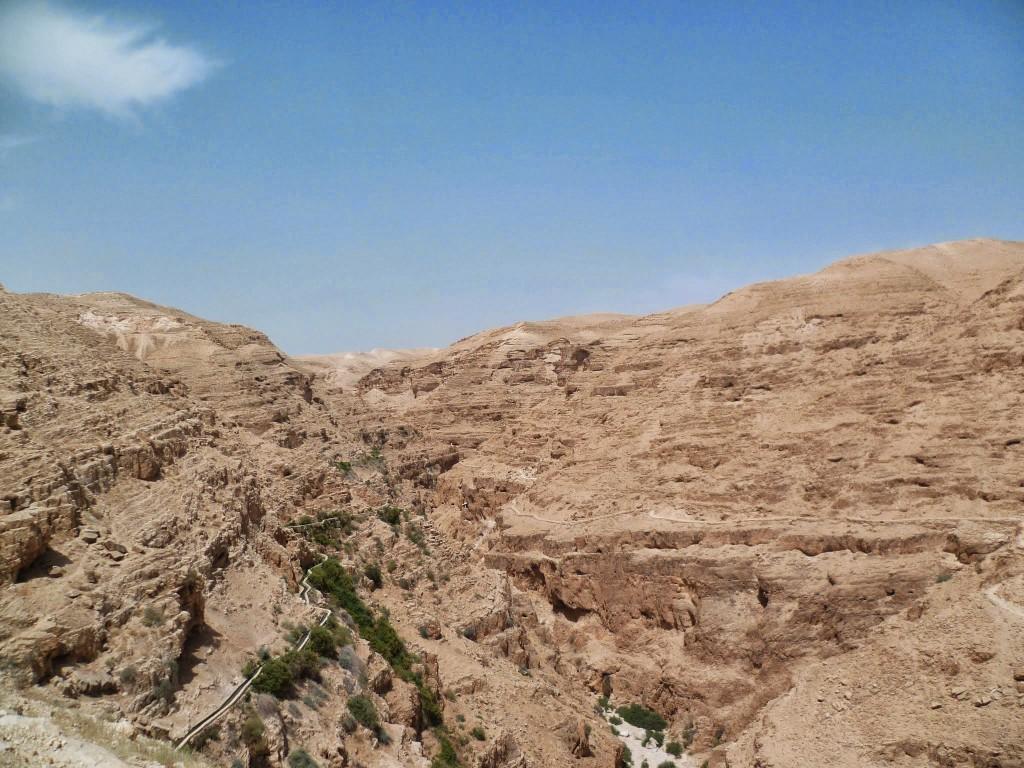 Le Wadi Kelt