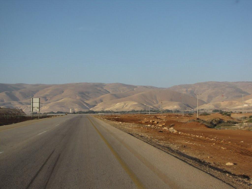 De Jéricho à la Galilée