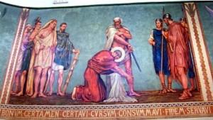 Martyre de Saint Paul – Église St Paul à Lyon