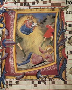 La rencontre du Christ – Fra Angelico