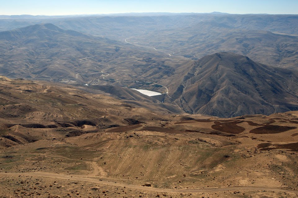 La vallée de l'Arnon