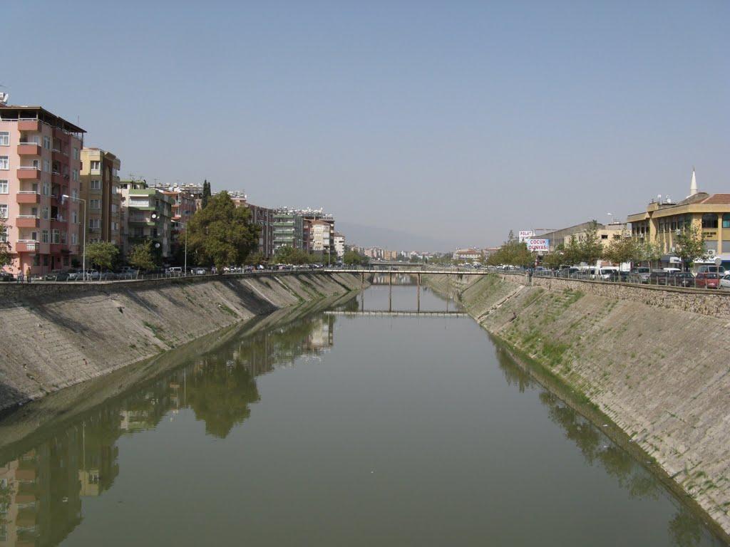 Le fleuve Oronte