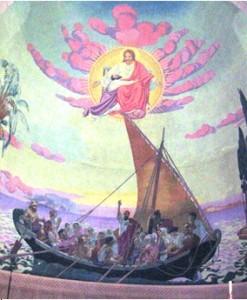 La barque de Paul – Maurice Denis