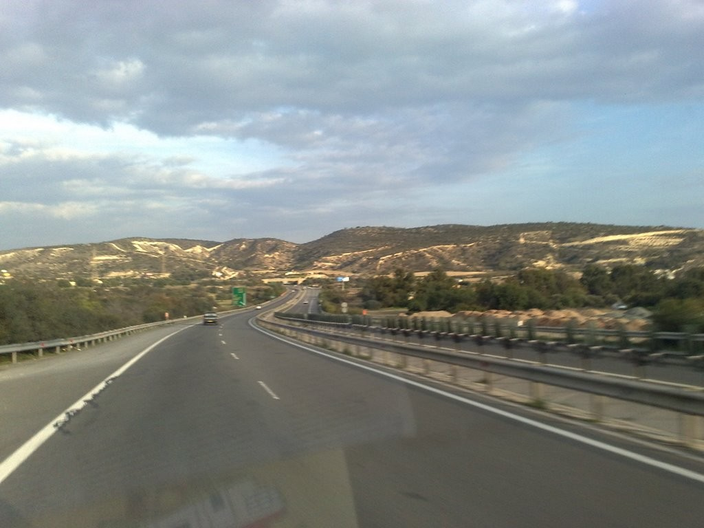 En route vers l'ouest
