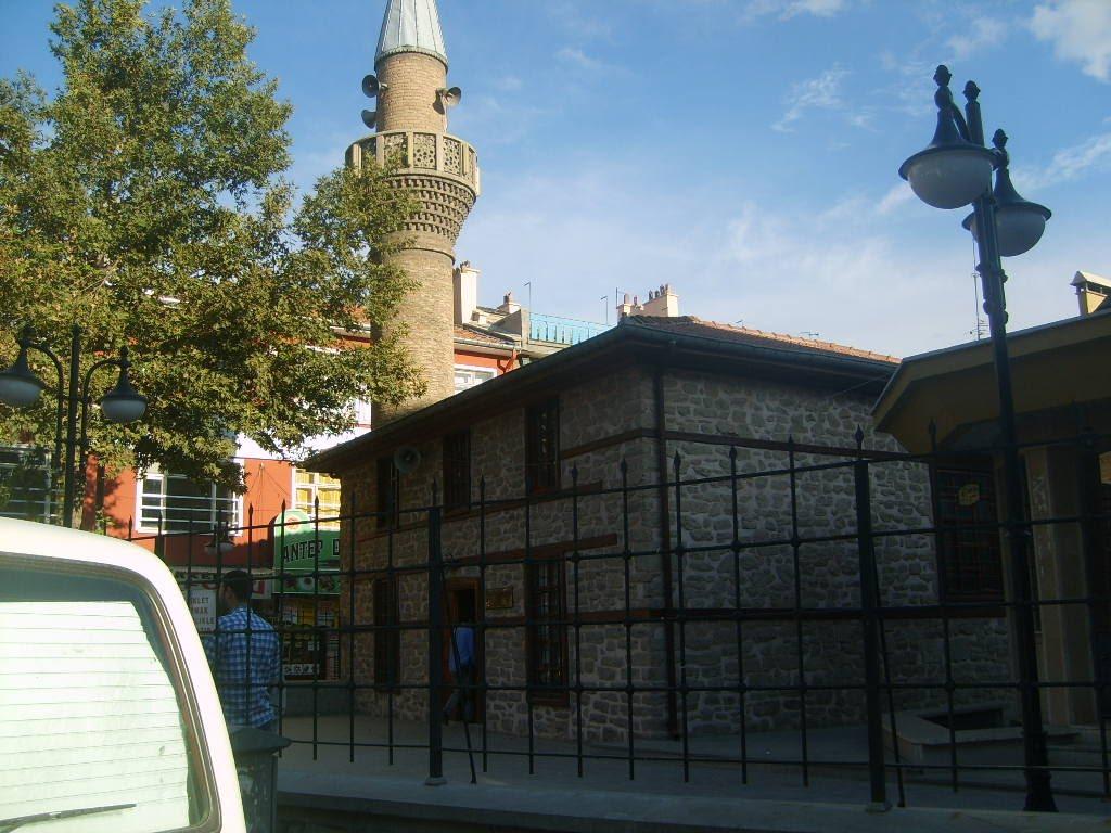 Une petite mosquée