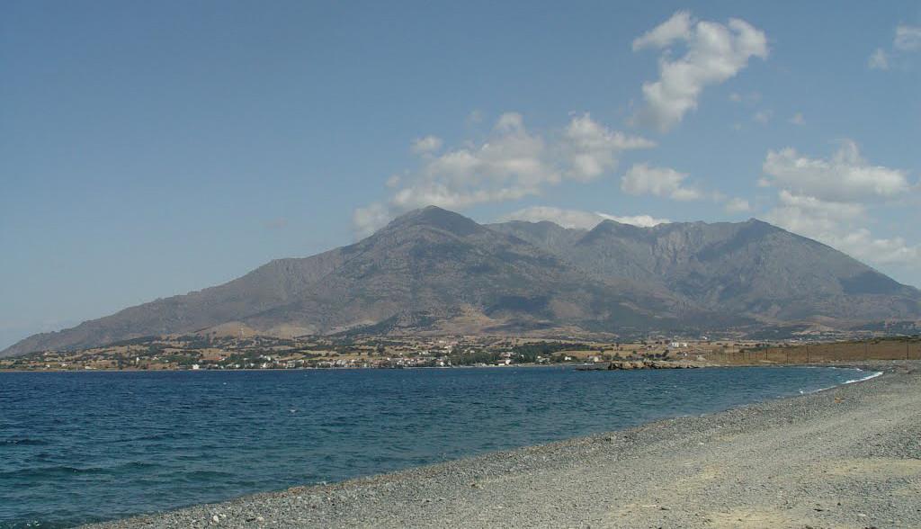 Le port de Kamariotissa