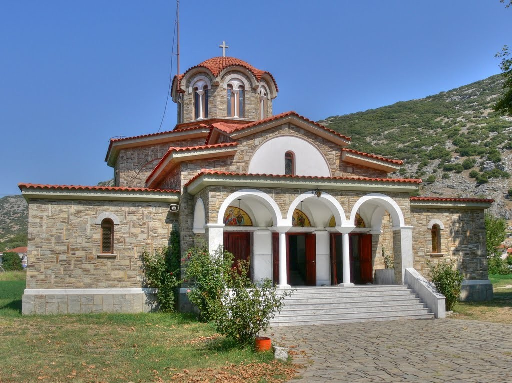 Baptistère Ste Lydie