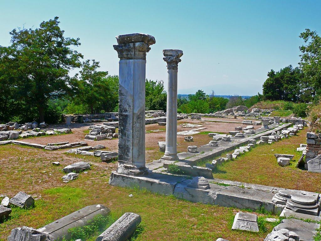 Basilique fin 5e siècle