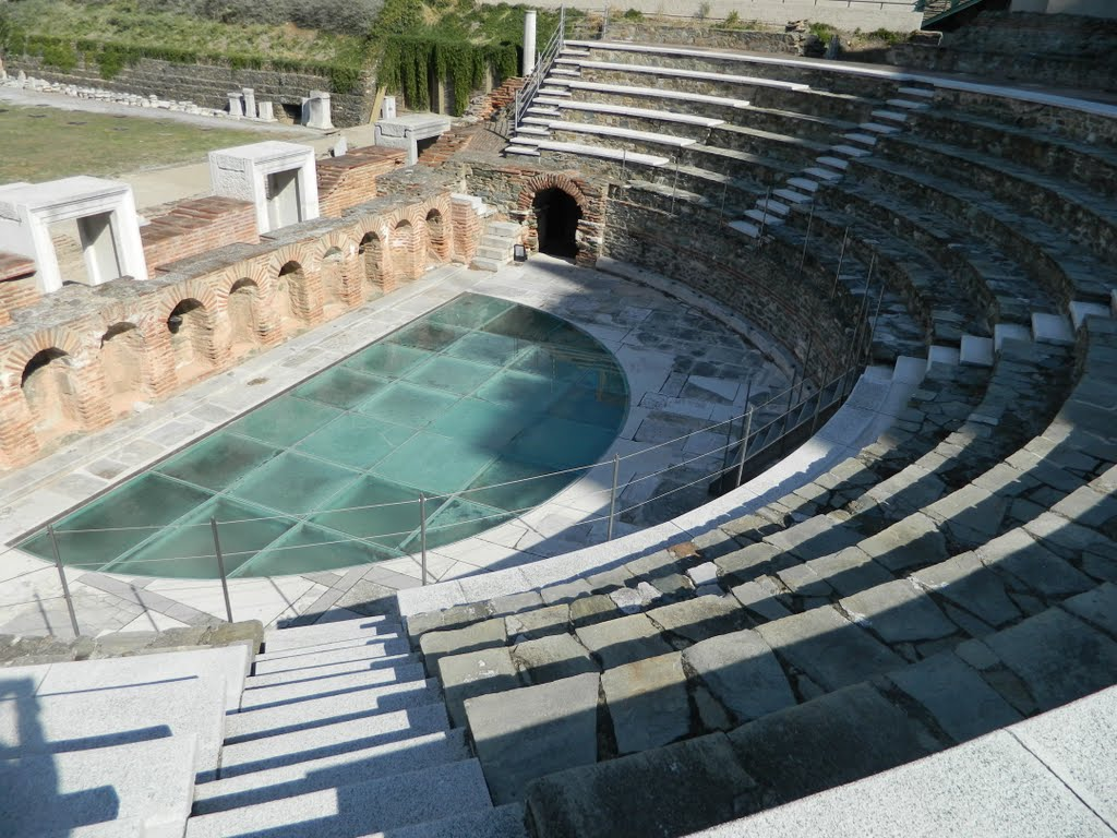 Odéon du 3e siècle