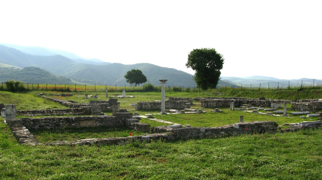 Ruines d'Amphipolis
