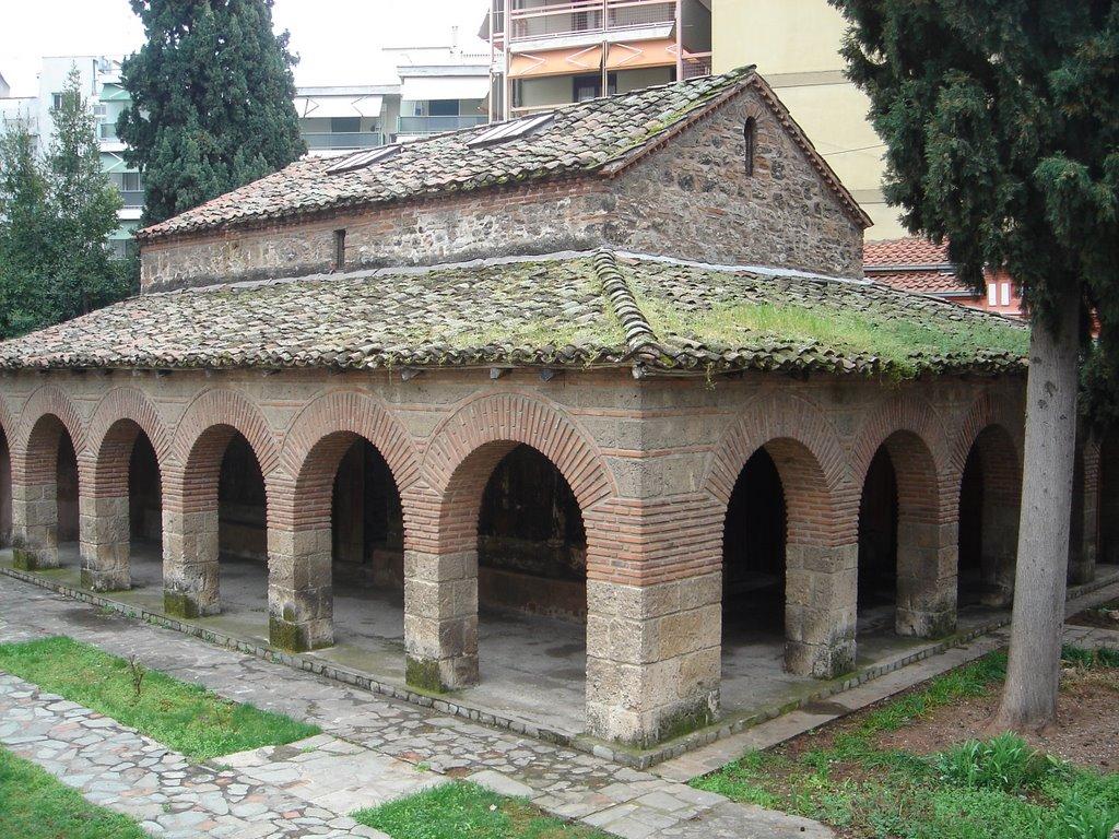Eglise byzantine de la Résurrection