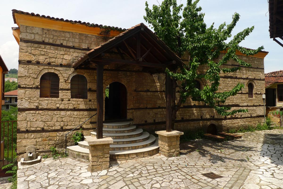 La synagogue de Véroia