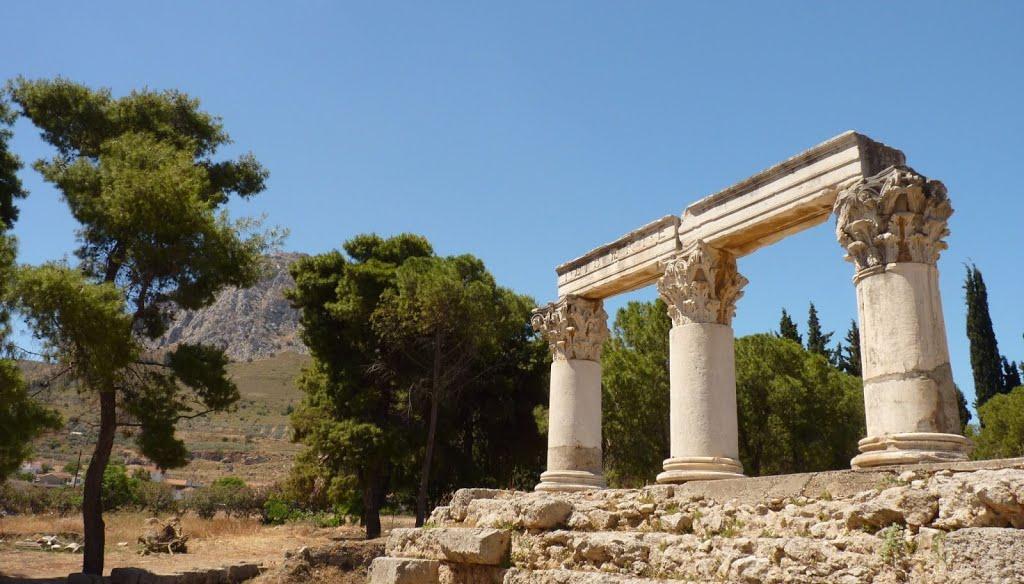 Le Temple d'Octavia