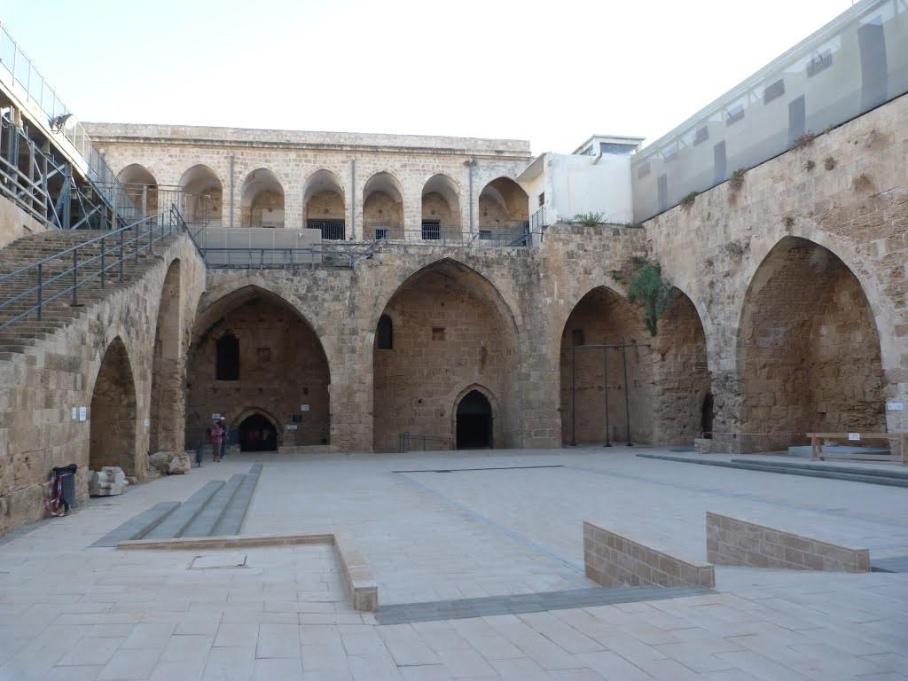 La Citadelle des croisés
