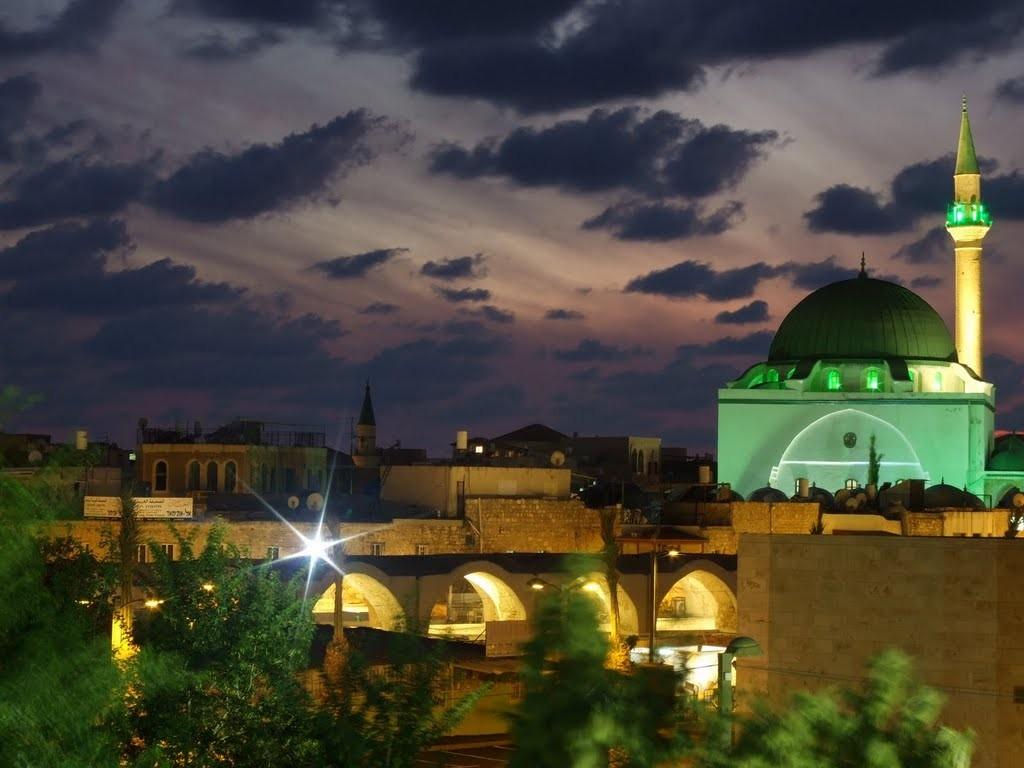 La Mosquée Al-Jazzar