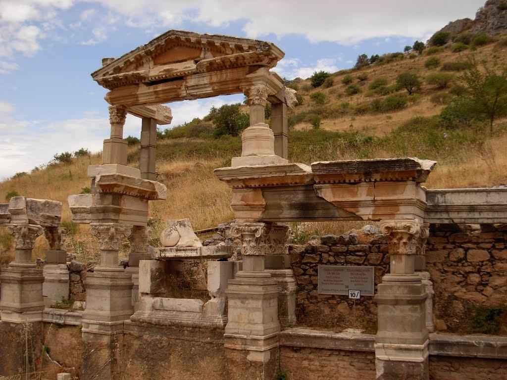 La Fontaine de Trajan