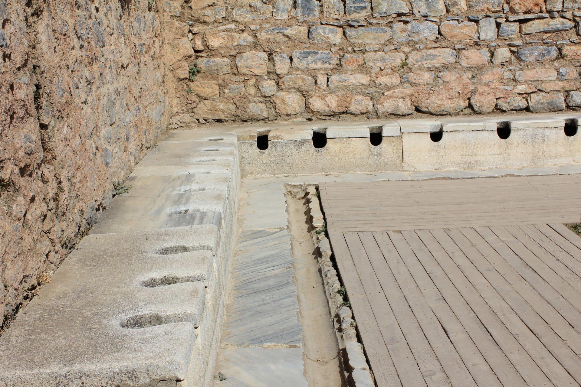 Les latrines publiques