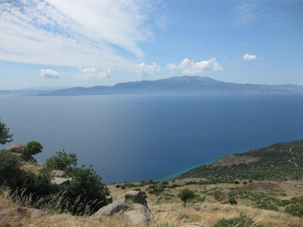 Grande île de Mytilène