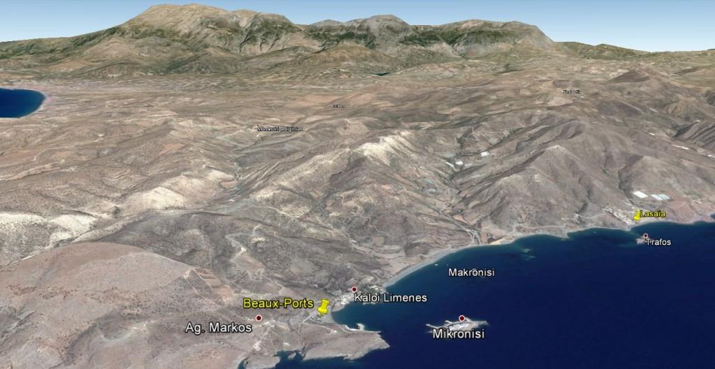 Lasaïa et Bons-Ports
