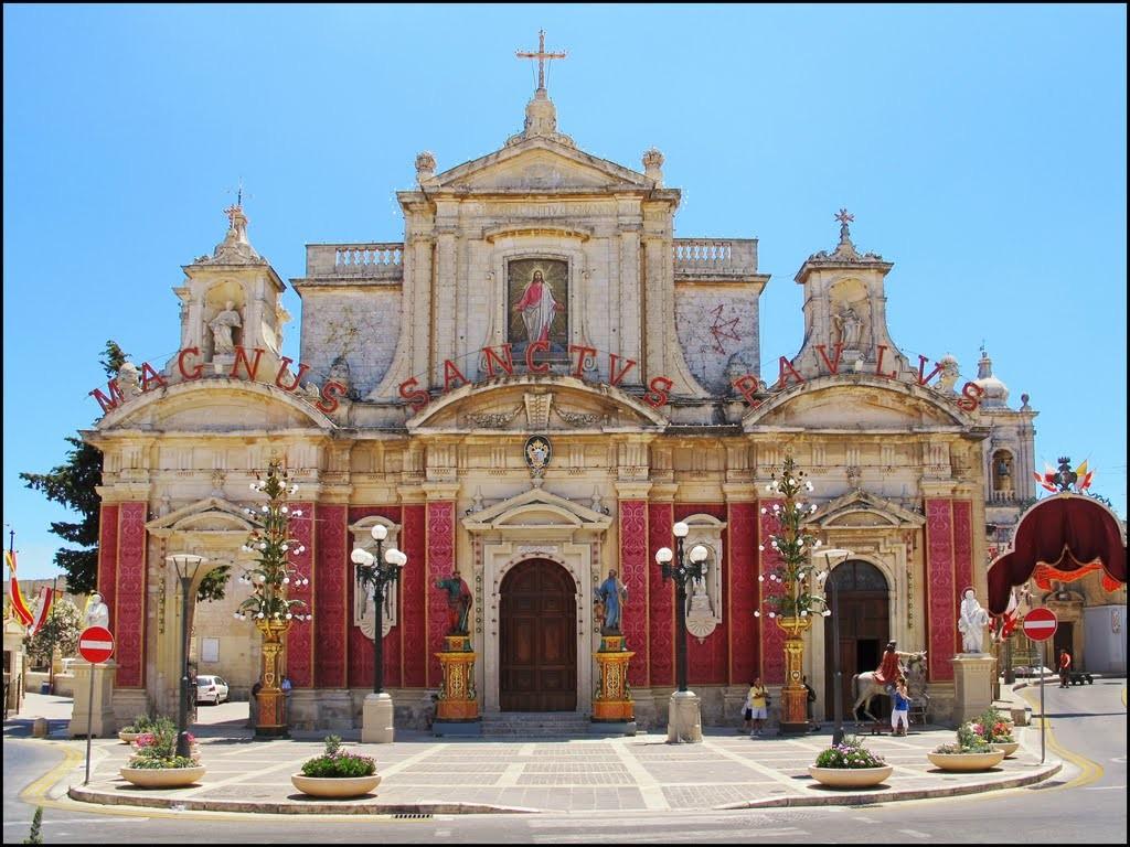 Eglise St Paul à Rabat