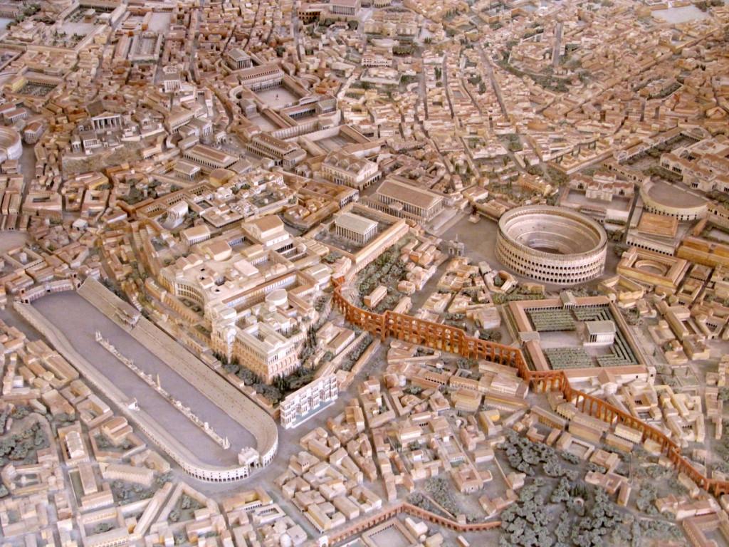 La Rome impériale