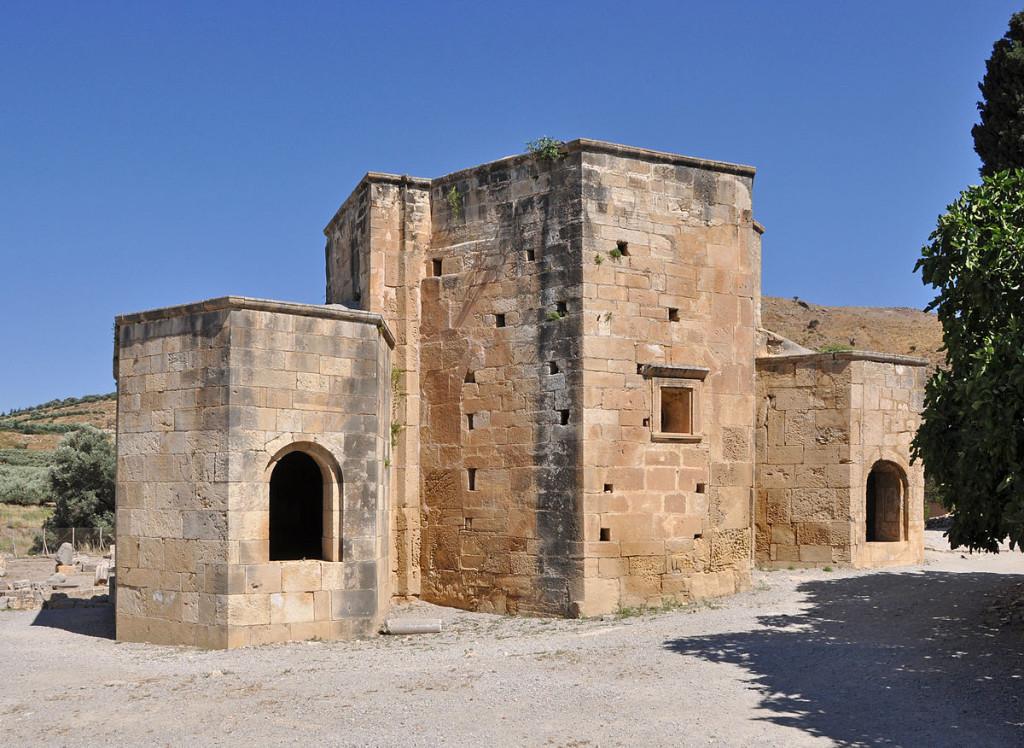 La basilique St Tite