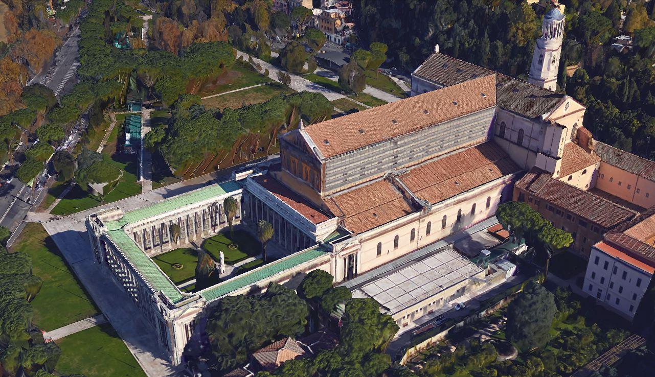 St Paul-hors-les-murs