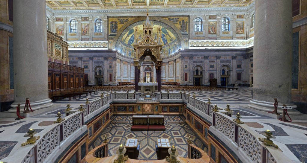La confession de St Paul